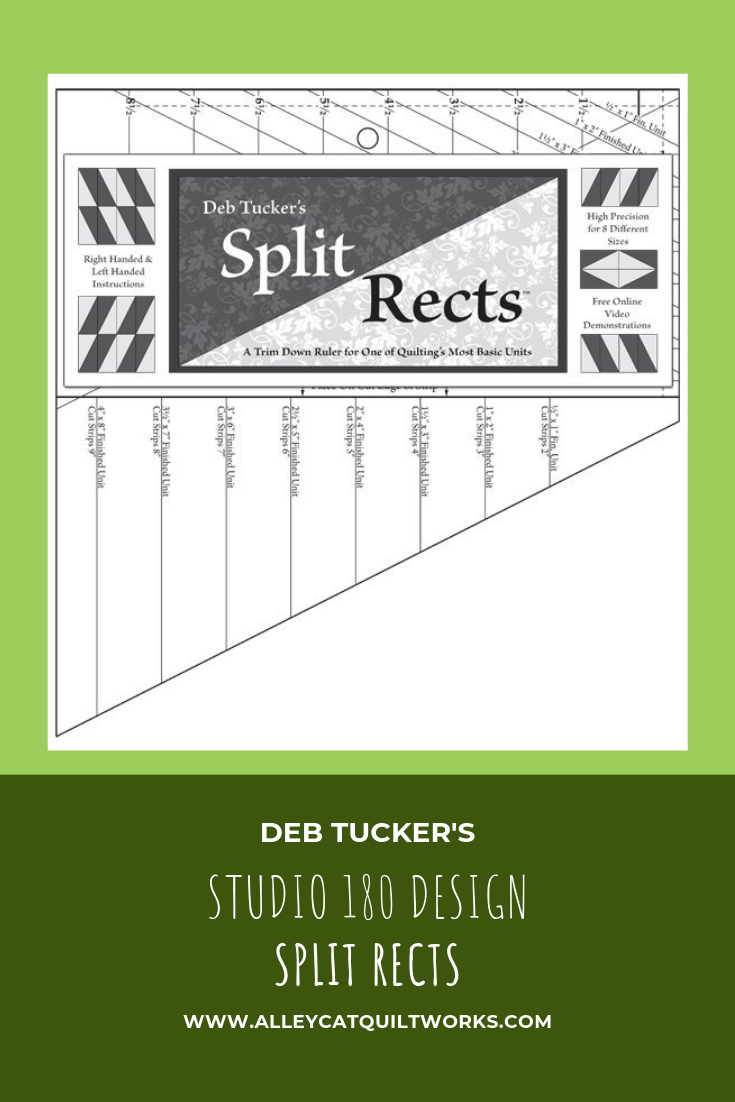 Split Rects - Deb Tucker - Studio 180 Design