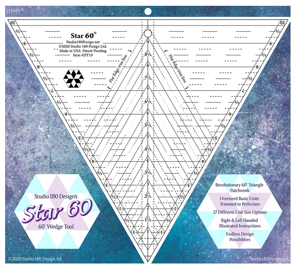 Star 60 - Deb Tucker - Studio 180 Design