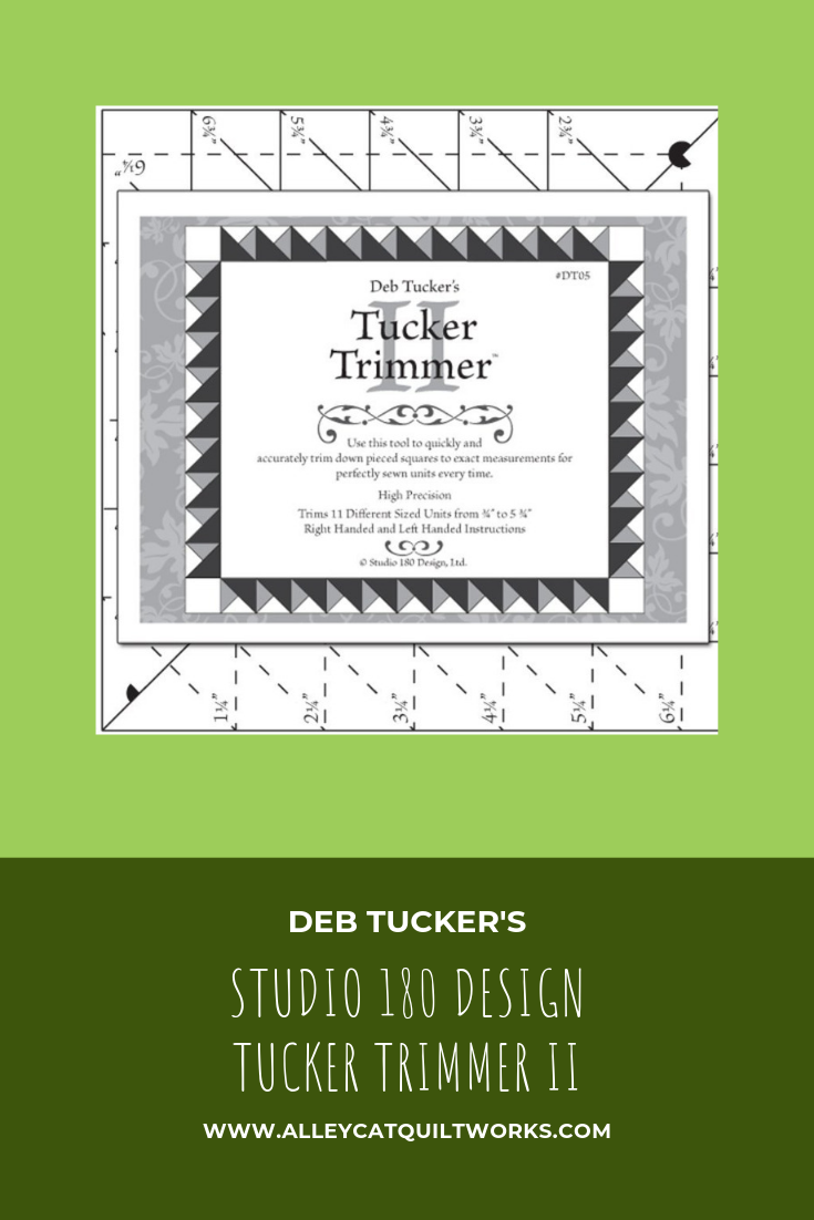 Tucker Trimmer II - Deb Tucker - Studio 180 Design