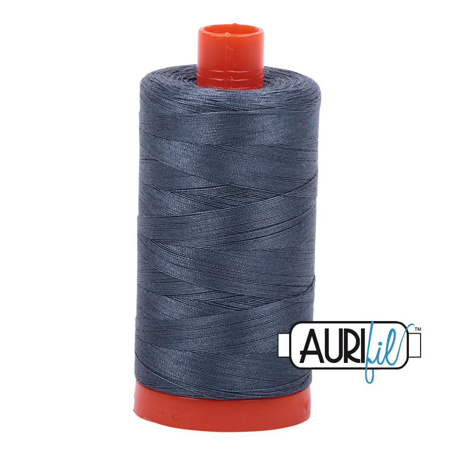 Aurifil 40 wt. 1094 yds. #1158 Medium Grey