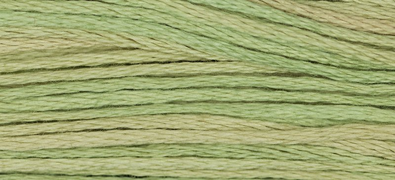 Hand Dyed Cotton Floss  1189 Butter Rum