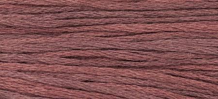 Hand Dyed Cotton Floss  1270 Rum Raisin