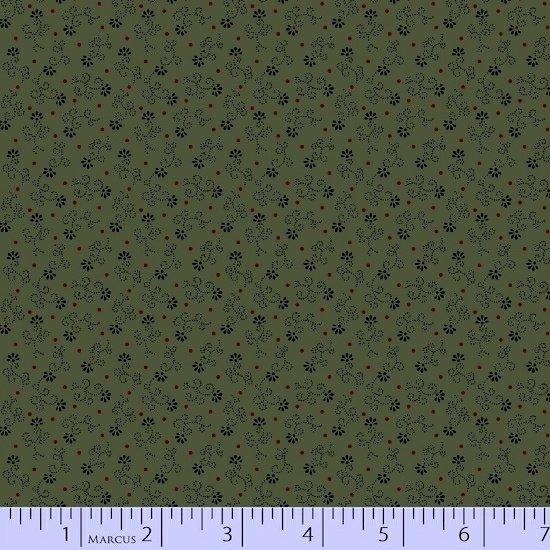 Antique Cotton green