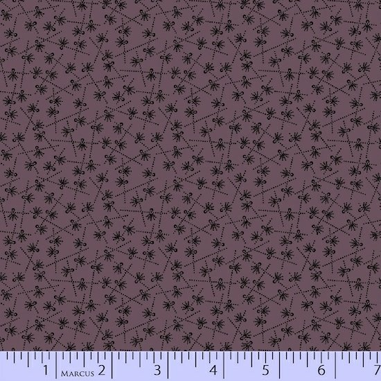 Antique Cotton purple