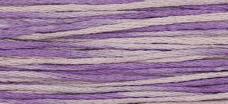 Hand Dyed Cotton Floss   2296 Sweet Pea