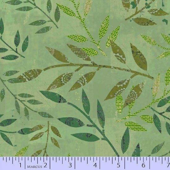 Twilight Tones green folia