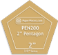 2  Pentagon Acrylic Template
