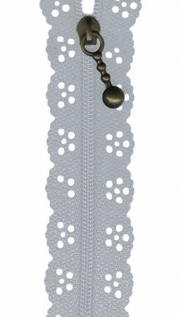 Little Lacie Zipper 8 Grey