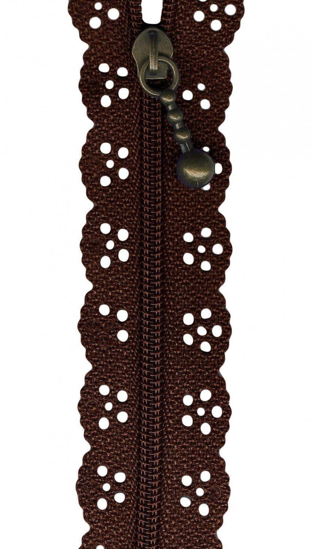 Little Lacie Zipper 12 Brown