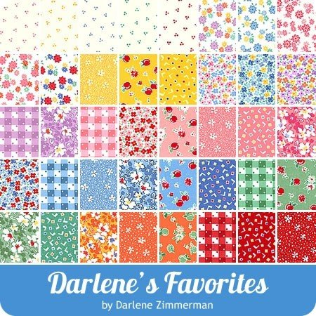 Darlene's Favorites Charm Square