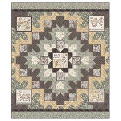 Cotton Couture Quilt Kit 60 x 71