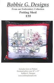 Potting Shed Pillow