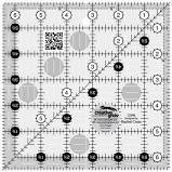Creative grids 10 1/2 Square up ruler