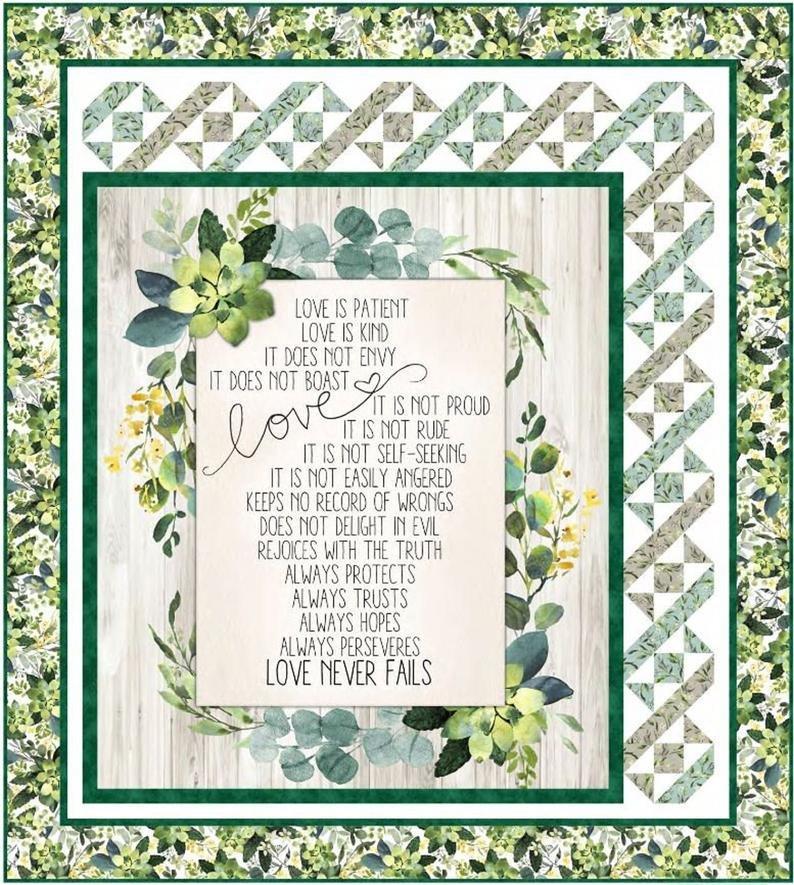 Love Never Fails Kit
