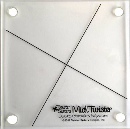 Midi Twister Tool For 6 1/2 Squares