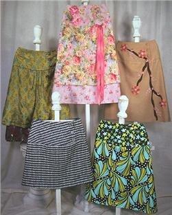 The Bella Skirt