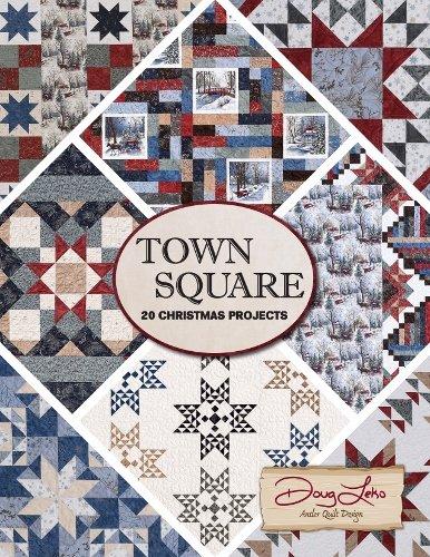 Town Square Treasure Trove Table Runner Kit