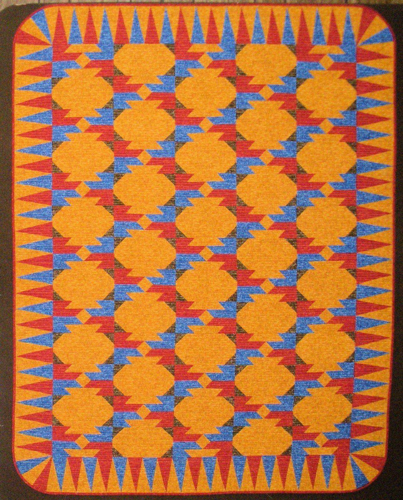 Blanket Pre-cut Kit, Original Colorway