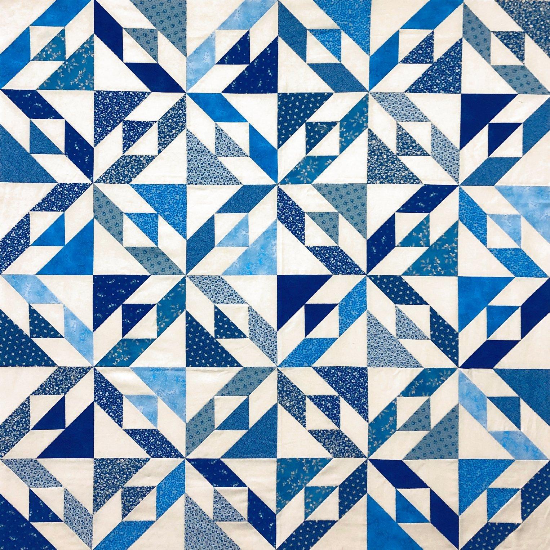 Blue Arrowhead-8