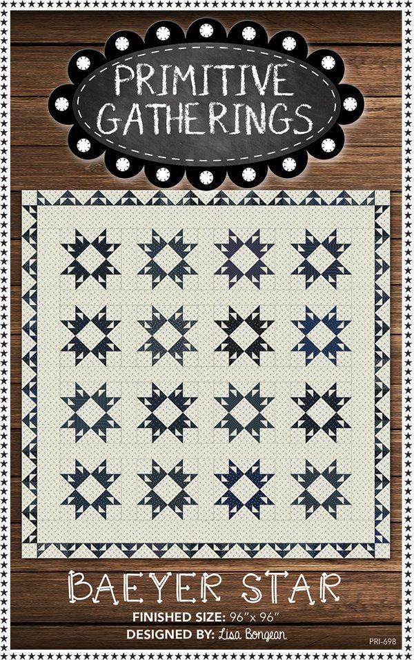 Baeyer Star Quilt Kit