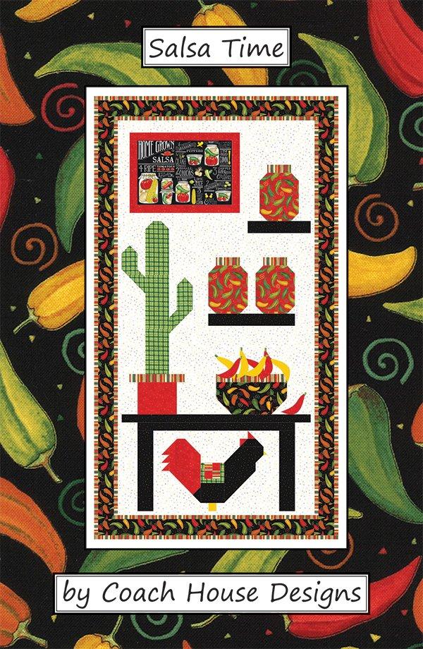 CHD 2010 Salsa Time - Coach House Designs