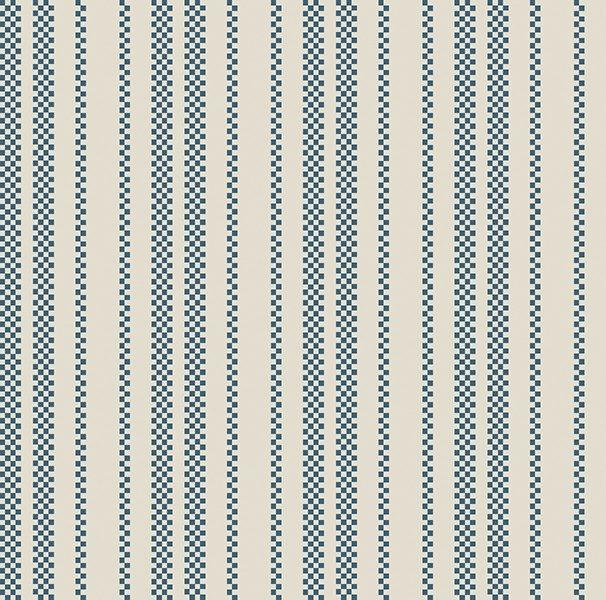 6130-55 Bandana Florals Blue