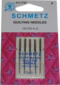 1735 Quilting Machine Needle 11/75 Schmetz