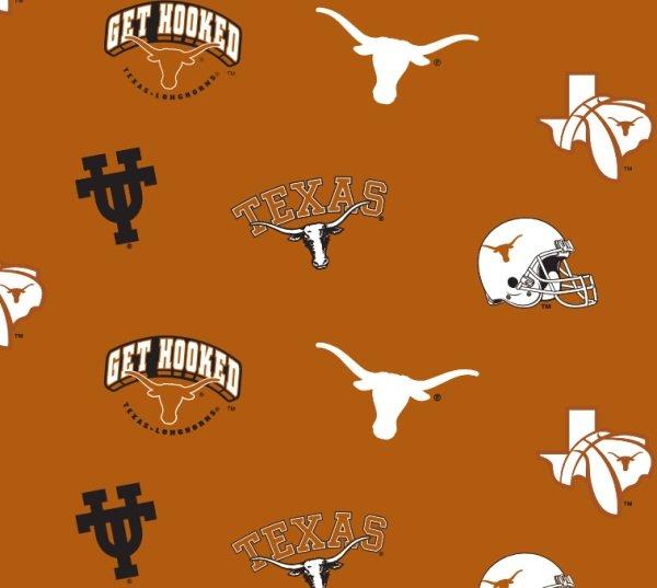 TX-045 University of Texas - NCAA-Texas