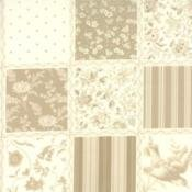 13600 13 French General Favorites Patchwork Pearl