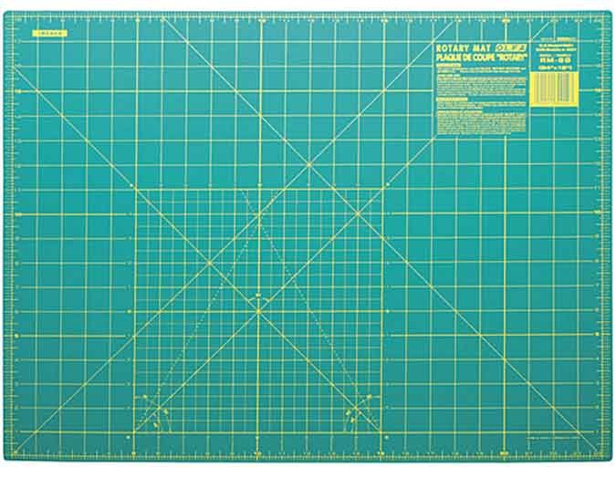 9881 Rotary Cutting Mat