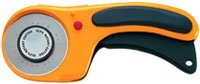 9655 Olfa 60MM Ergo Rotary Cutter RTY-3/DX