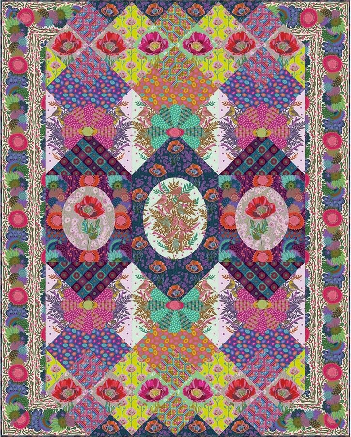 *PRE-ORDER* Anna Maria's Visions Quilt Club Reservation Fee