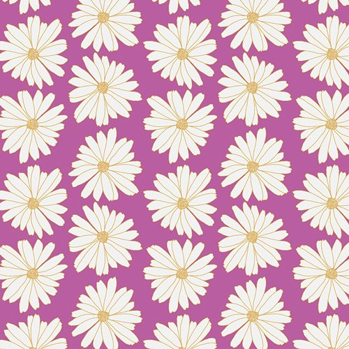 Daisies Lilac Scent - ANE77508 CW