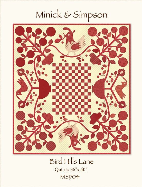 Bird Hills Lane Kit Farmhouse Reds
