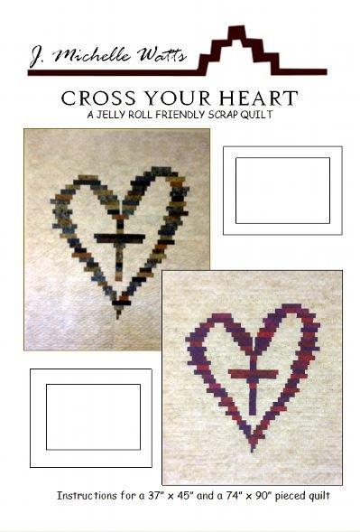CYH Cross Your Heart (Jelly Roll Friendly)