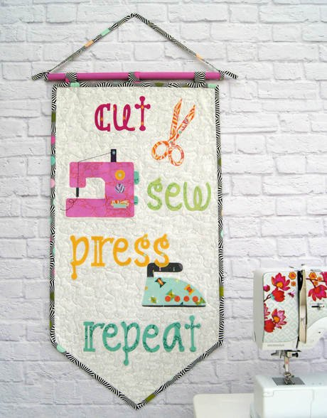 Cut Sew Press Repeat Kit