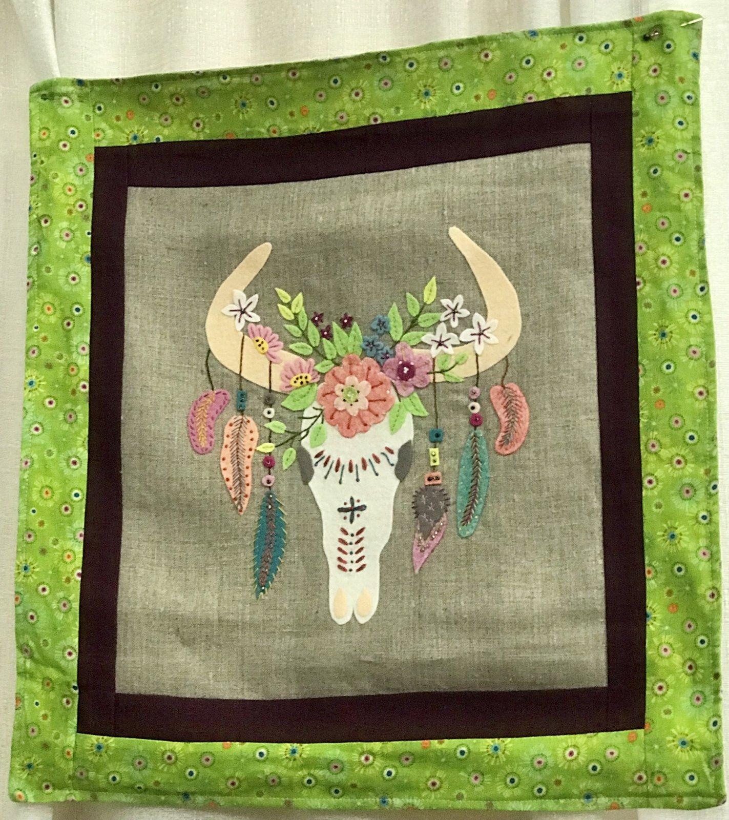 Boho Buffalo - L'Atelier D'Isabelle