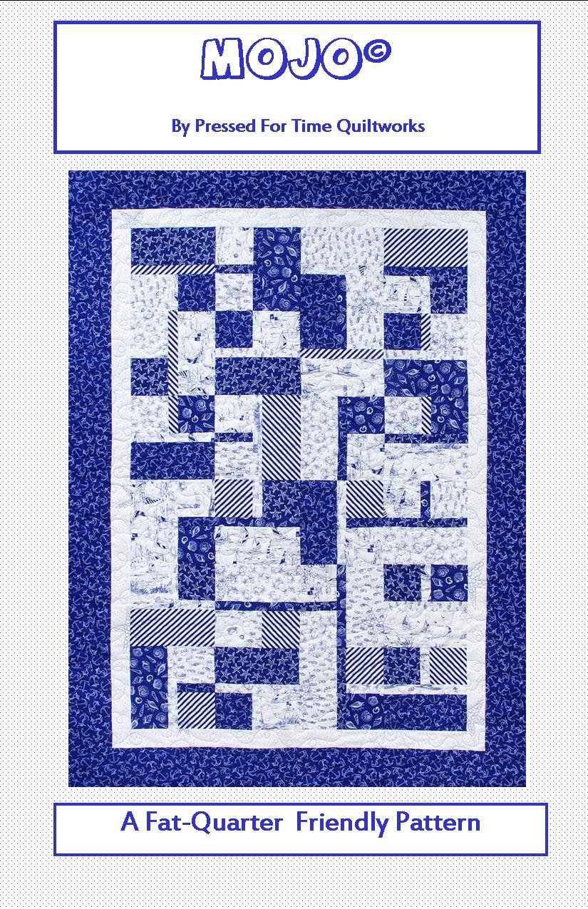 Mojo Quilt Pattern