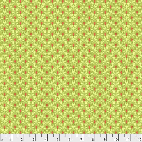 PWTP131.FROLIC Pinkerville Tula Pink