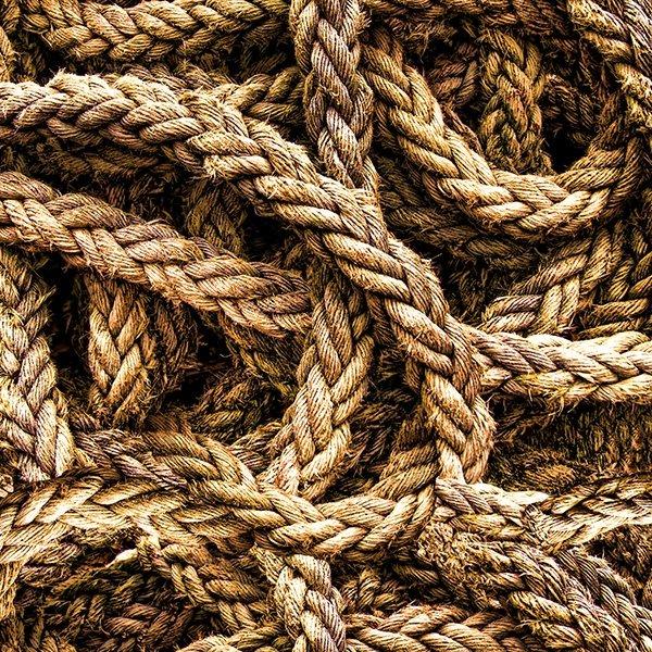 S4836-33 Ropes - Cream - Sun Up to Sundown