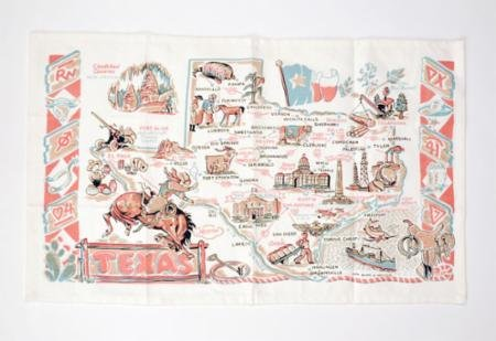 961 131 Tea Towel