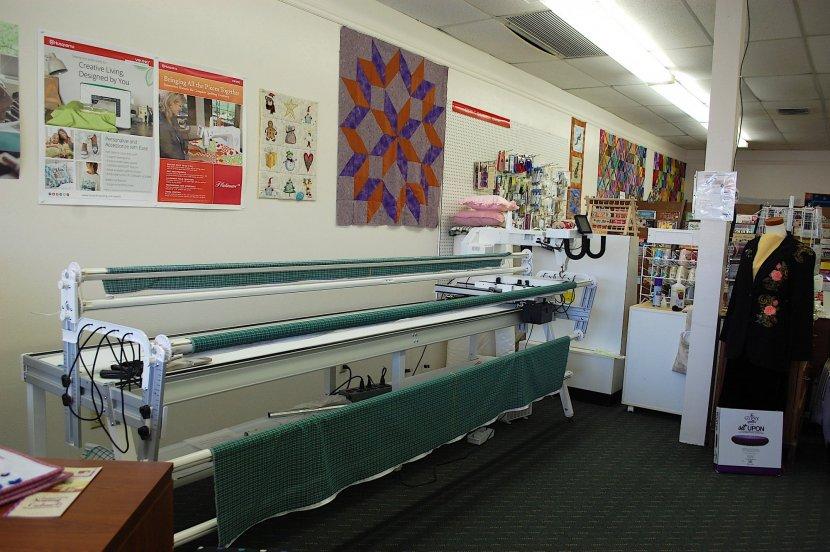 Long-Arm Certification and Rental : husqvarna longarm quilting machine - Adamdwight.com