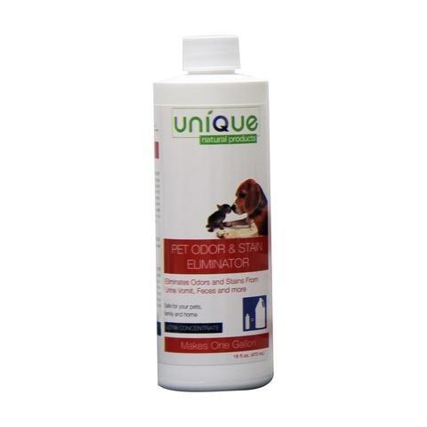 Unique Pet Odor & Stain Eliminator QT