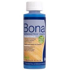 Bona Floor Care Cleaner 4oz Concentrate - Part No. WM700049040