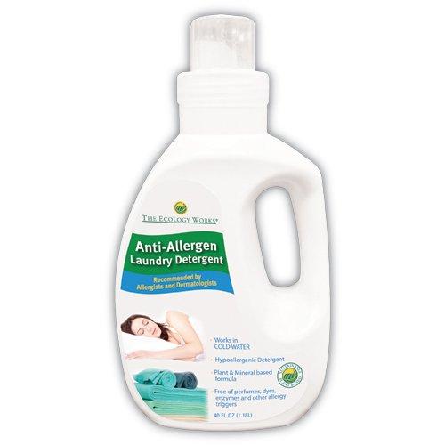 Anti-Allergen Laundry Detergent 40oz - Part No. 2200