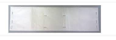 Riccar Electrostatic Post Filter - Part No. B222-0000