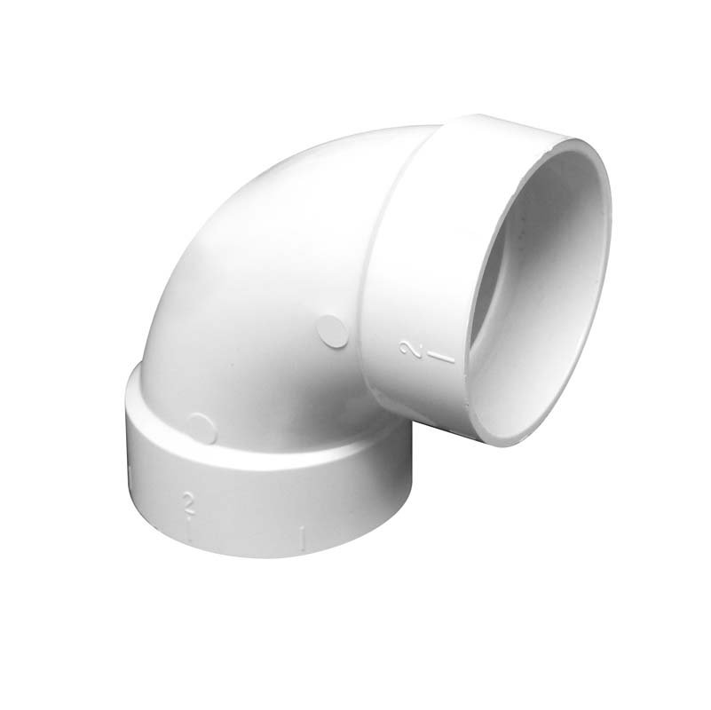 Bissell White 90 Degree Elbow Fitting - Part No. 765508W