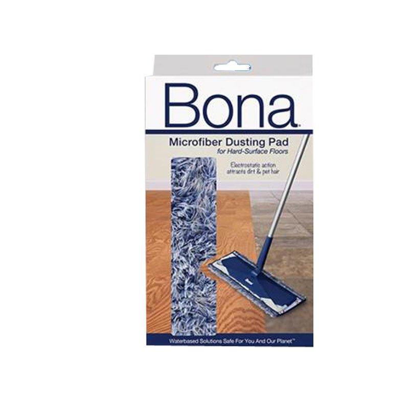 Bona 15 Blue Microfiber Dusting Pad - Part No. WM710013272
