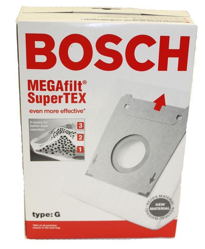 Bosch Type G Bags 5pk - Part No. 462544