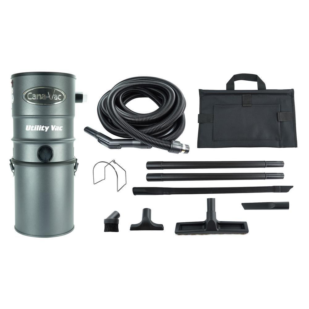 CanaVac Utility Vacuum C125 - Part No. C125